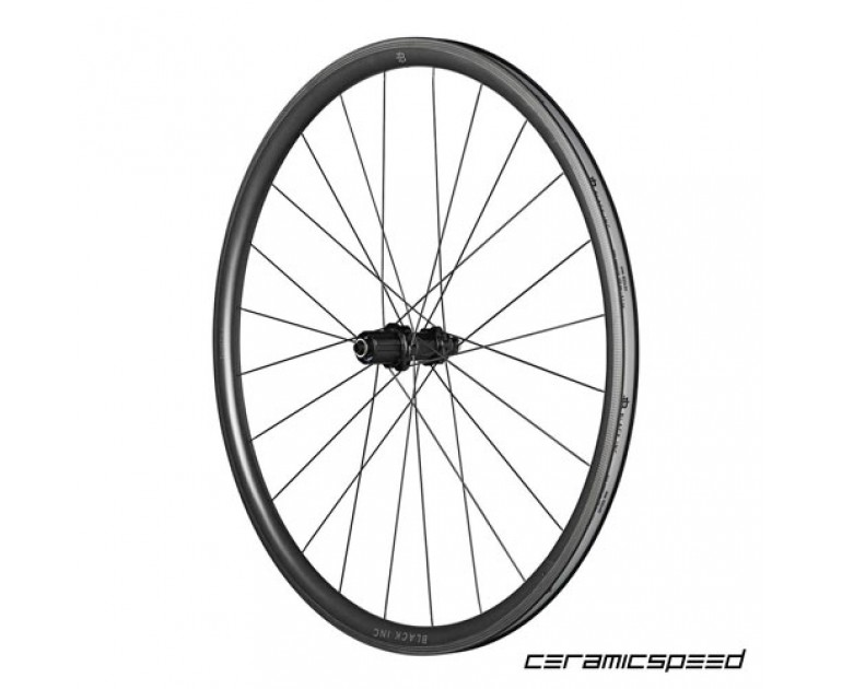 Bánh Black Inc Thirty Carbon 30C Wheelset.