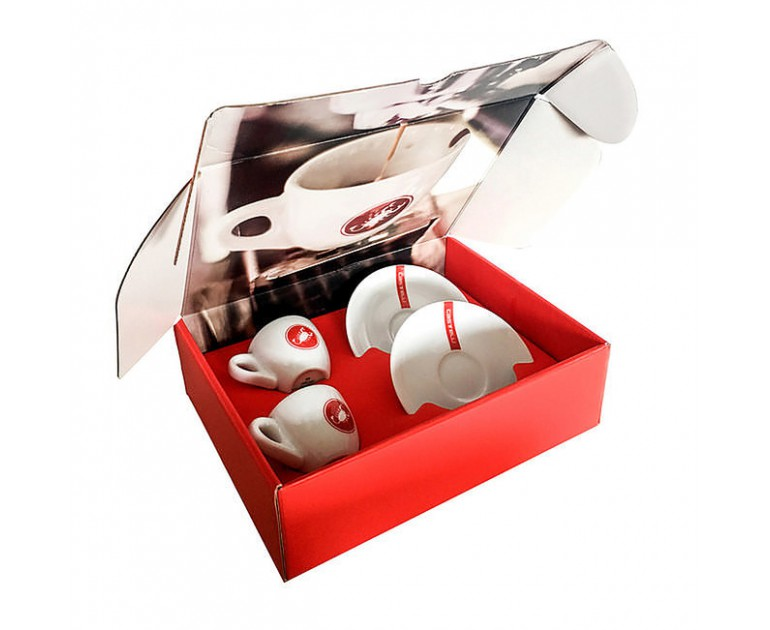 Ly Castelli Espresso Cup Set