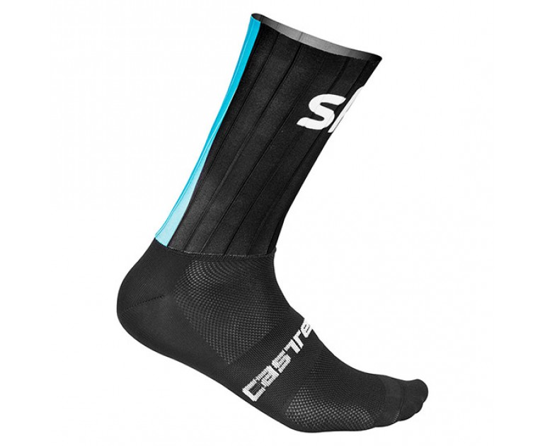 Vớ Castelli Aero Speed Socks Team Sky