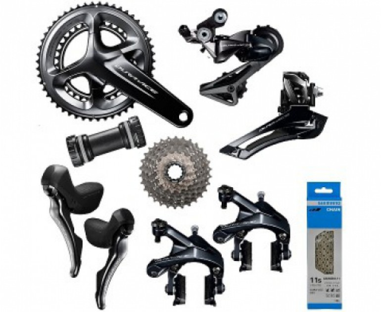 Group Shimano Dura-Ace 9100