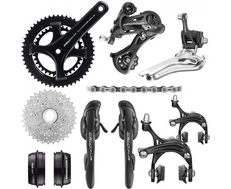 Group Campagnolo Centaur Black 11 Speed 2020